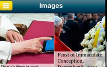 App – The Pope App