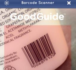 App – GoodGuide