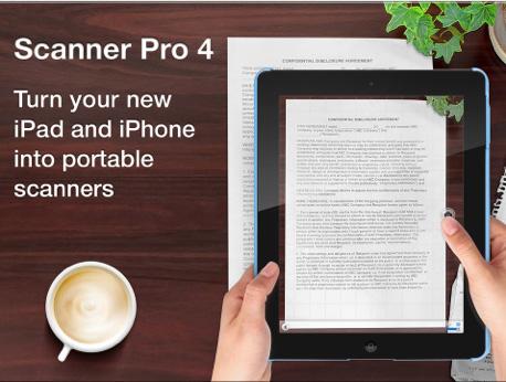 App – Scanner Pro
