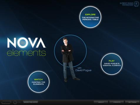 App – Nova Elements