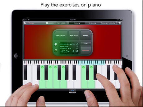 App – goodEar Melodies – Ear Training