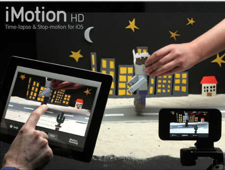 App – iMotion HD
