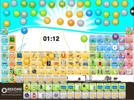 App – Oresome Elements