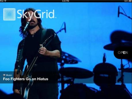 App – SkyGrid